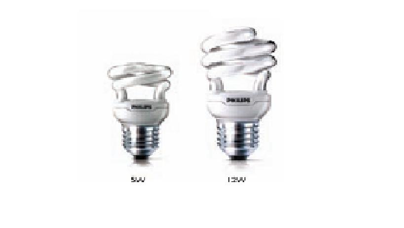 Bóng đèn tiết kiệm điện Tornado - PHILIPS