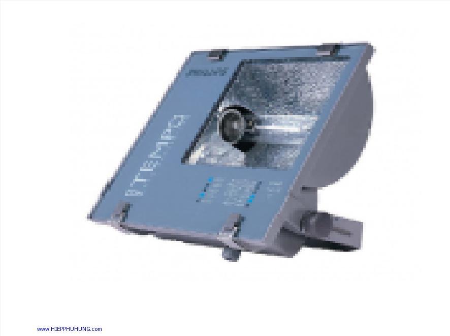 Đènpha Contempo Philips RVP 350 HPI-T 400W KIC 22
