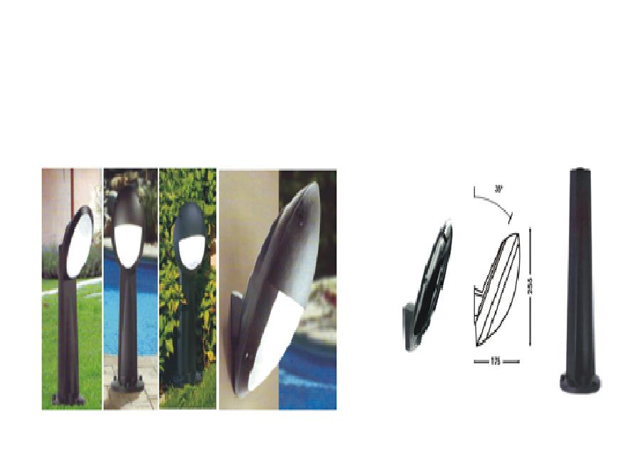 Phụ kiện đèn LUCIA LI & MADDI LI để lắp ngoài trời
