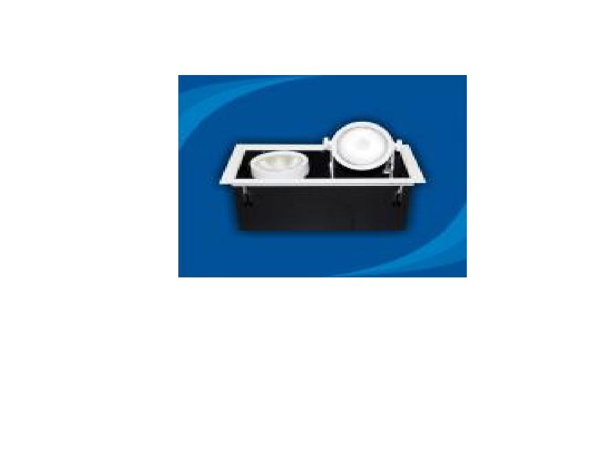Đèn rọi âm trần bóng PAR30 - OLN270P30 (DLK1214)