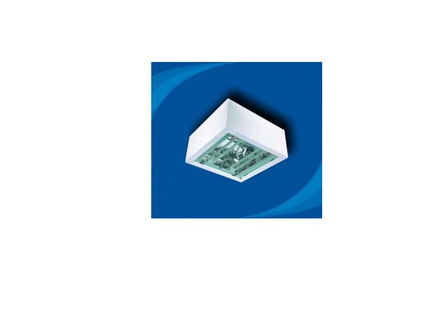 Đèn pha cao áp Paragon - PUCD40065