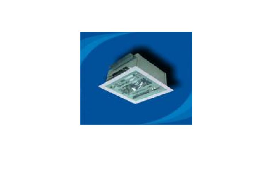 Đèn pha cao áp Paragon -  PUCC40065