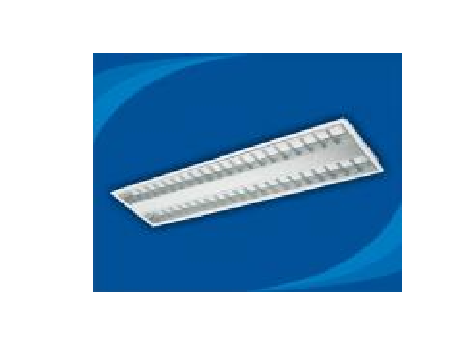 Máng đèn huỳnh quang T5 âm trần - PRFI(ATV)