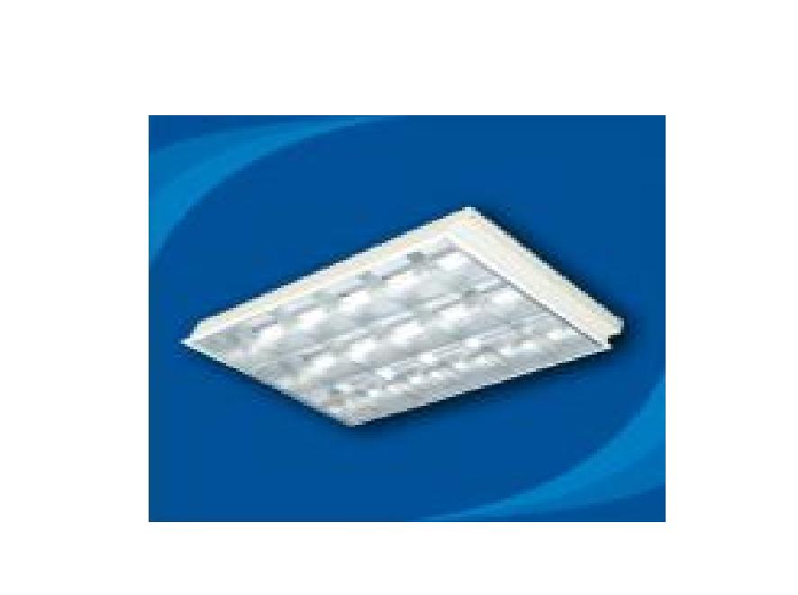 Máng đèn huỳnh quang âm trần - PRFL