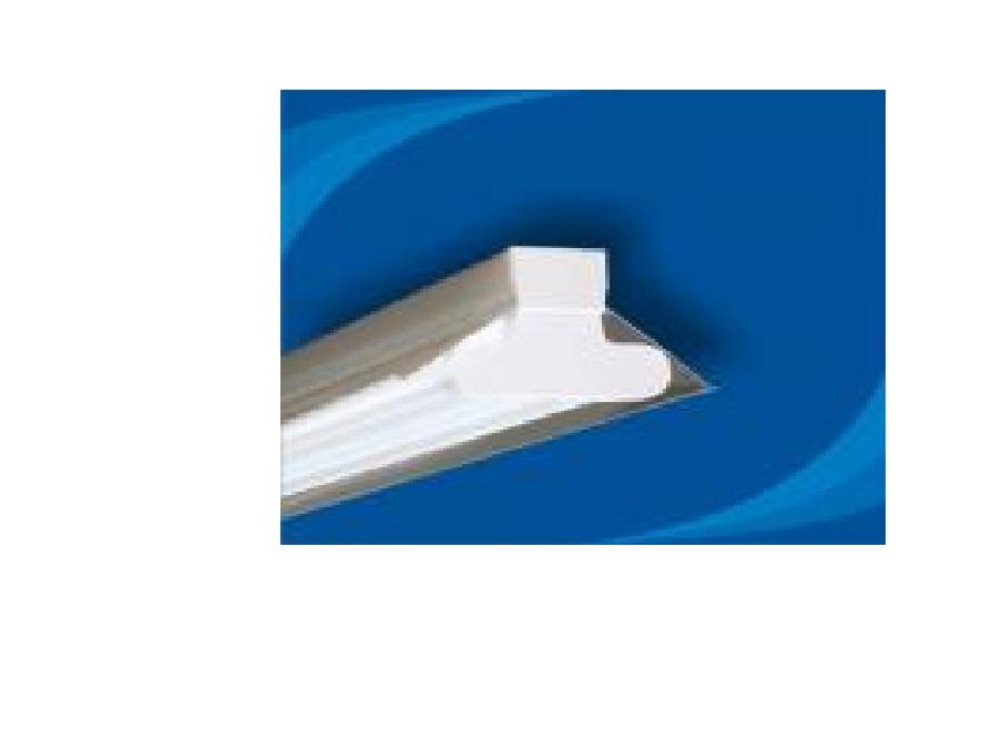 Máng đèn huỳnh quang công nghiệp - PIFM