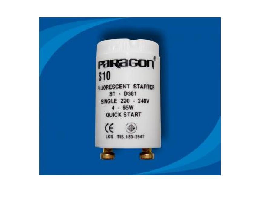 Tắc te cho đèn huỳnh quang - PASS10