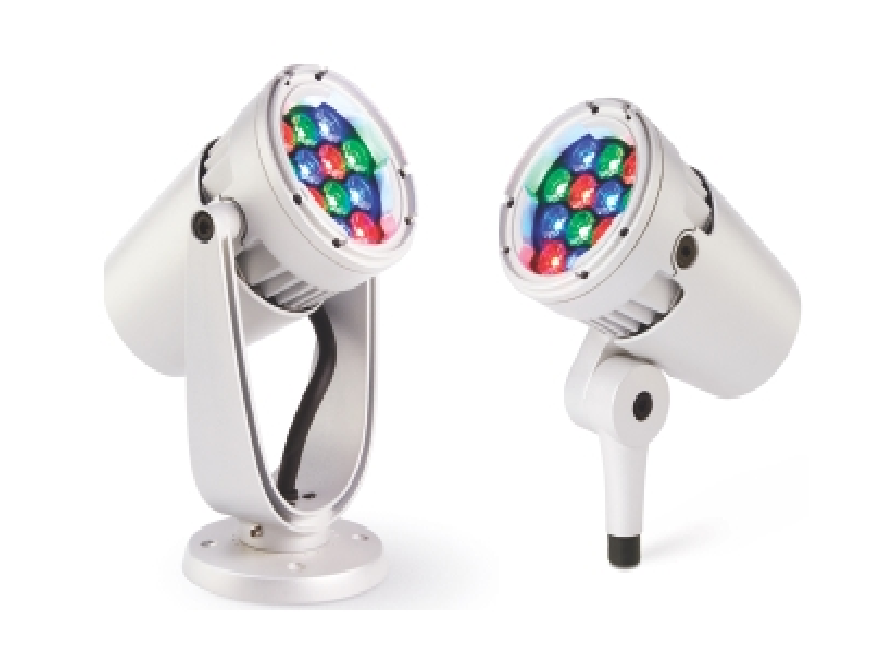 Đèn pha LED dạng tròn - BCP462 (12 Leds)