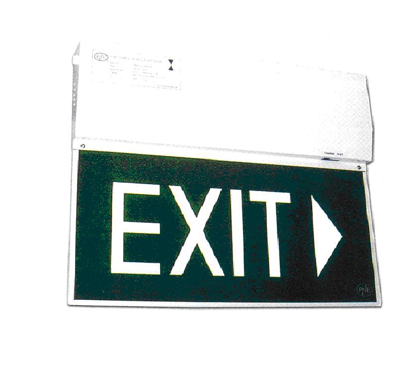 Đèn Exit PNE TEX 400
