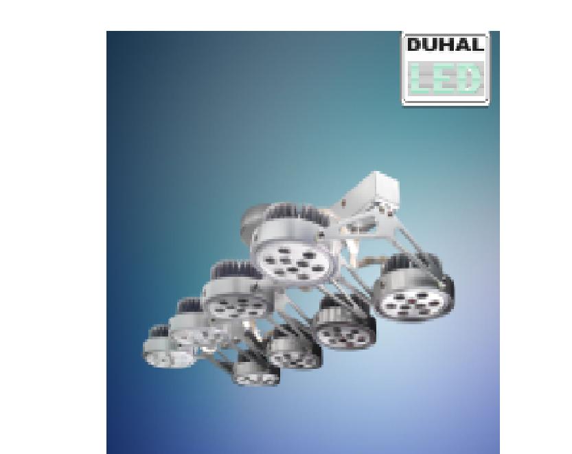 Đèn LED chiếu điểm DI-C805/806/807/808