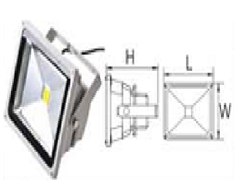 Đèn pha LED DJ-A301/302/303/304