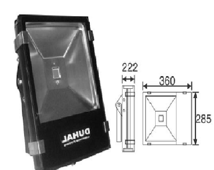 Đèn pha LED DJ-A410