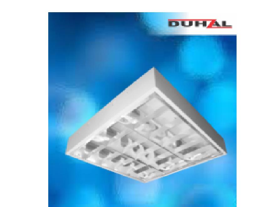 Đèn phản quang gắn nổi T5 SDN