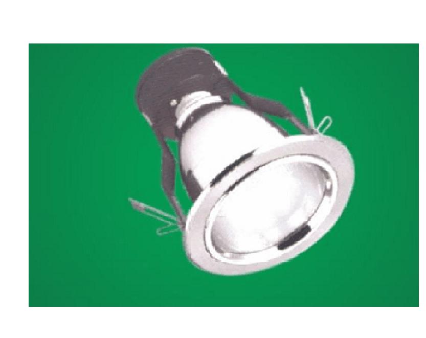 Đèn chóa chiếu sâu có kiếng - LDK