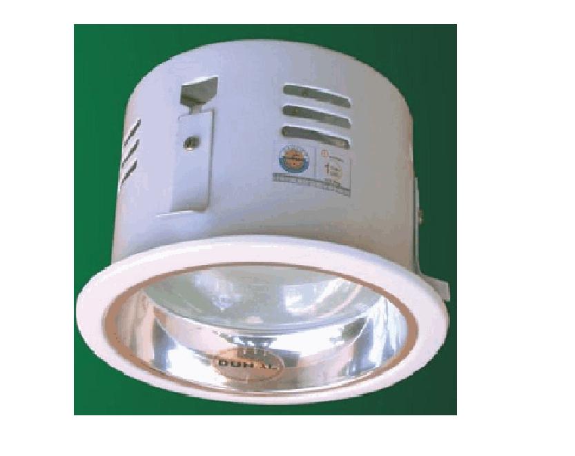 Đèn chóa chiếu sâu âm trần có kiếng - DH 2205