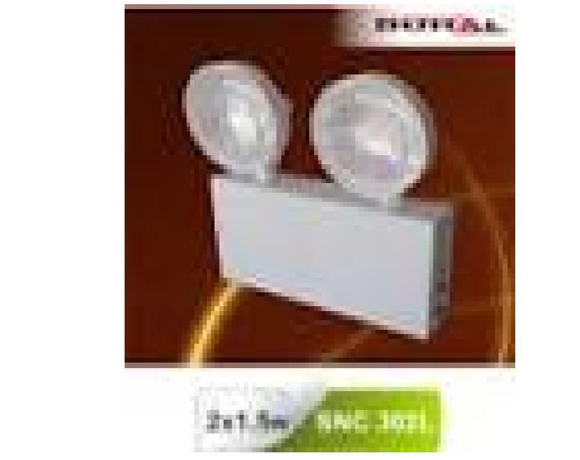 Đèn sự cố - SNC 302