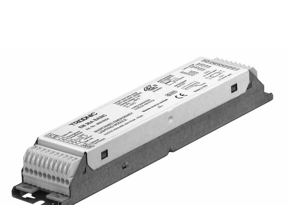 Tridonic Emergency Module - EM BASIC, 230–240V 50/60 Hz