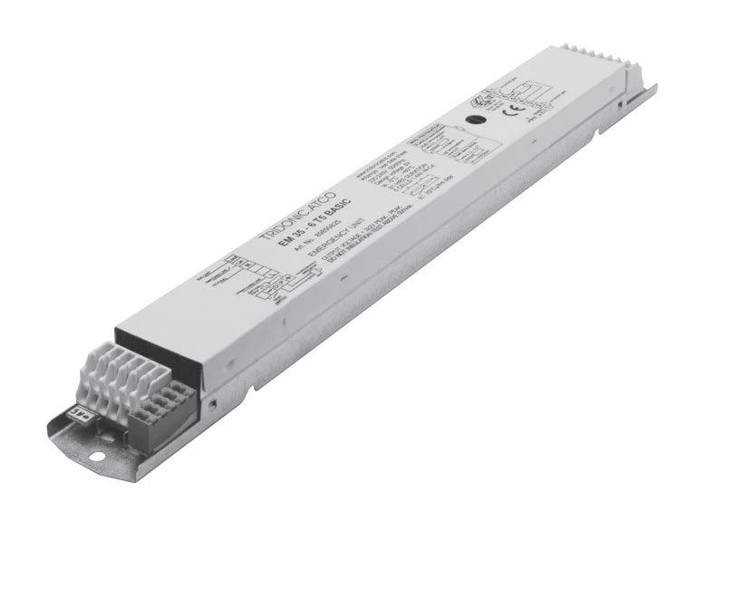 Tridonic Emergency Module - EM T5 BASIC, 220 – 240 V 50/60 Hz