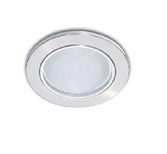 Chóa đèn downlight âm trần (có kính) - 13804 1x18W