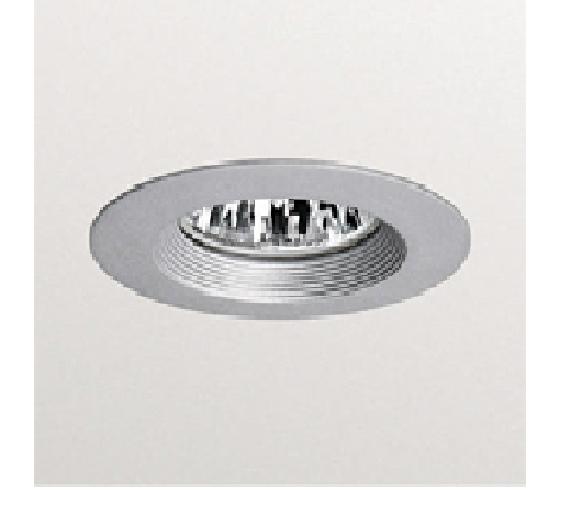 Chóa đèn âm trần Halogen (dạng chén) - QBS022