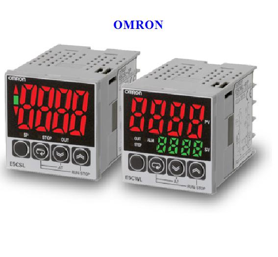 Điều khiển nhiệt độ E5CSL/E5CWL/E5EWL