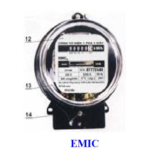 Công tơ điện 1 pha EMIC CV140