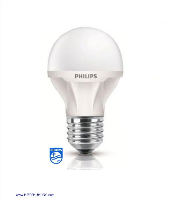 Bóng Philips Led 6W