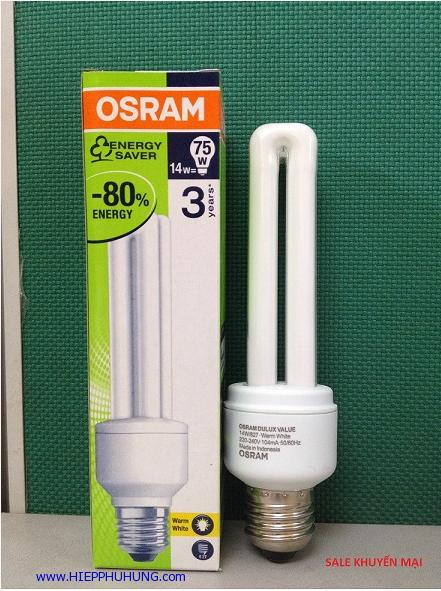 OSRAM DULUX VALUE 14W