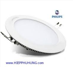 Đèn LED Downlight DN027B tròn