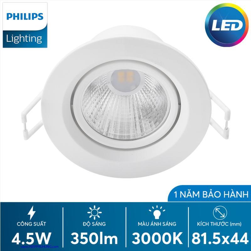 Đèn led chiếu điểm SPOTLIGHT SL201 Philips